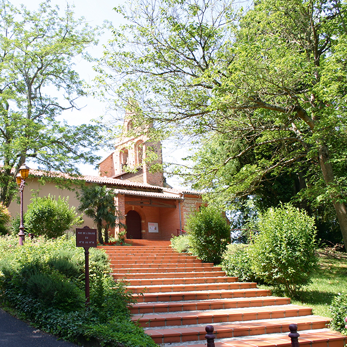 eglise Les villas de Victor hugo